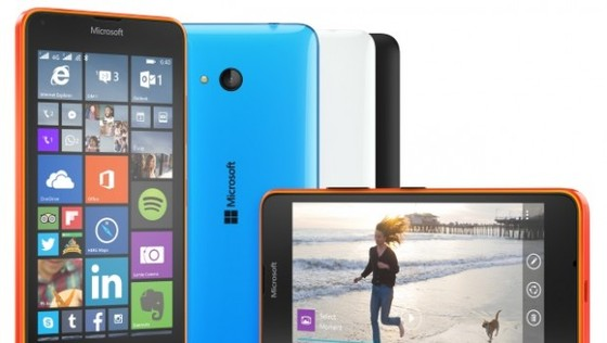 Microsoft Unveils Two New Phones At Mobile World Congress