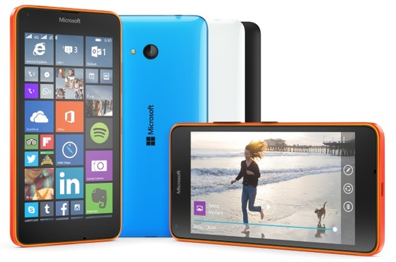 Microsoft Debuts 2 New Lumia Phones At Mobile World Congress