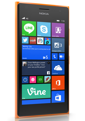 Microsoft Launches Lumia 735 Phone For Selfie Picture Lovers