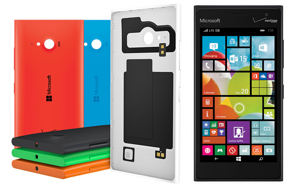 Microsoft Brings The Lumia 735 To Verizon Wireless
