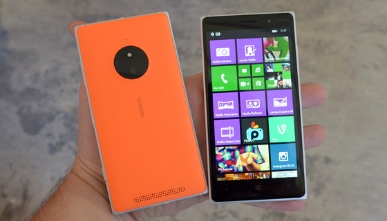 Microsoft Announces Lumia 830 At IFA In Berlin