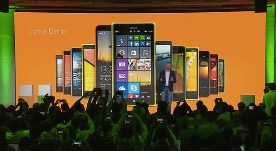 Microsoft Announces Lumia Denim As Part Of Latest Updates