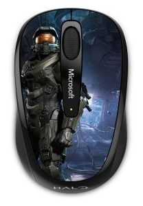 Master Chief Halo Mouse To Be Released From Microsoft In October