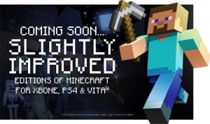 Microsoft Lands Minecraft On Xbox One In August