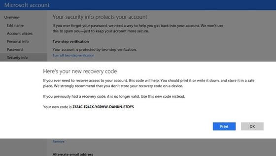 Microsoft Keeps Microsoft Account Holds More Secure With Latest Updates