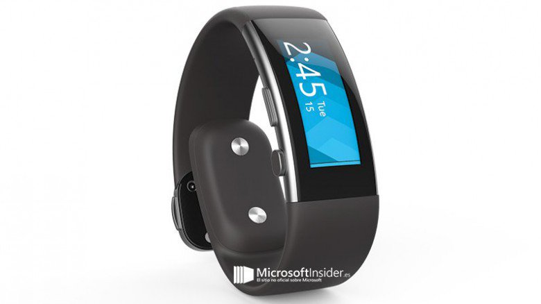 Microsoft's Band 2 Leaks On Spanish Blogs On Monday