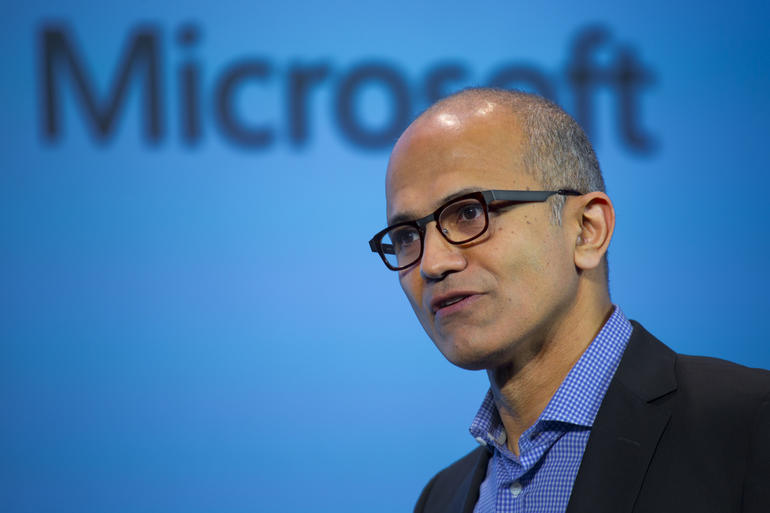 Microsoft's Satya Nadella Announces Slimmer and Sleeker Windows Phone Business Ahead
