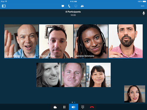 Microsoft Updates Lync For iPad and iPhone To Increase Productivity