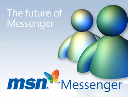 Microsoft's MSN Messenger Seen As Future Of Messenger In Its Day