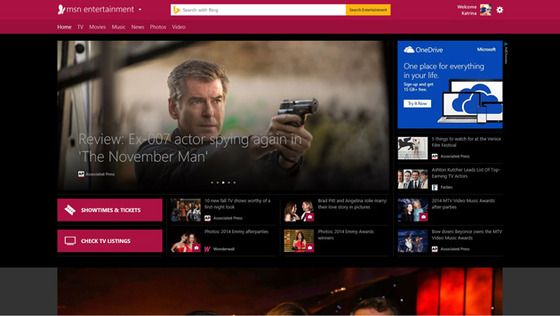 Microsoft Debuts New MSN Preview Site For Users