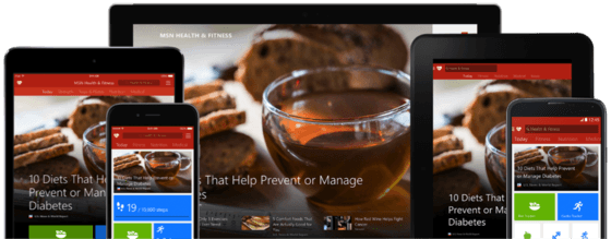 Microsoft Releases MSN Suite Of Apps For Mobile