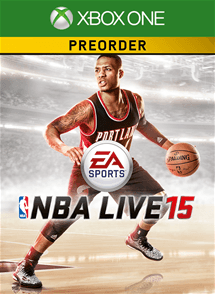 Microsoft Launches Pre-Order For EA Sports NBA Live 15t On Xbox One