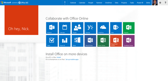 Microsoft Gives Users Easier Ways To Access Docs With Home Page Redo