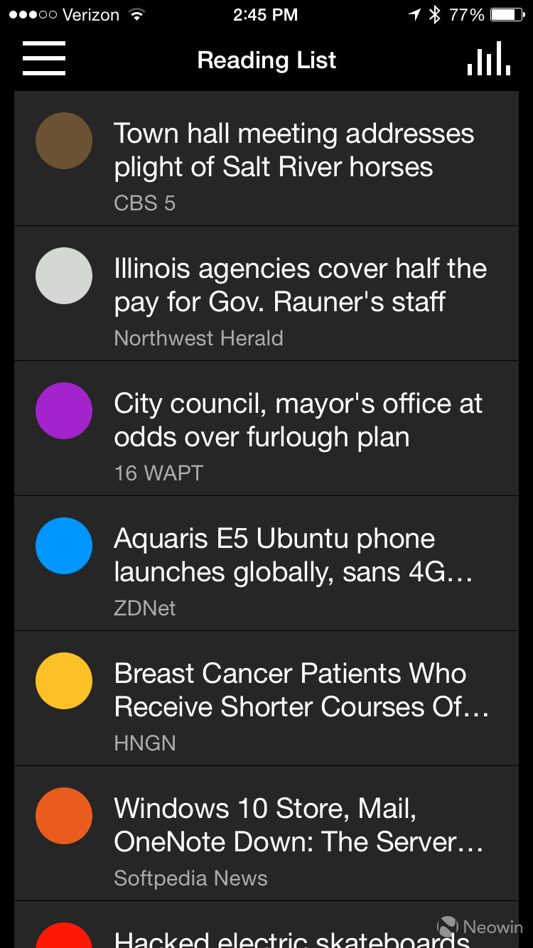 Microsoft Might Let Users Listen To Sixty Second Newscasts On The Go With NewsCast