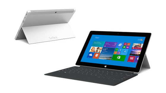 Surface 2 and Surface Pro 2 Official