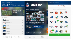 Microsoft Goes NFL Crazy During Kickoff Week