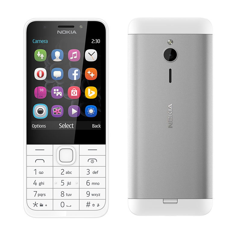 Microsoft Debuts The Nokia 230 and Nokia 230 Dual SIM