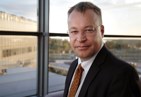 Microsoft's New Hardware Division Chief Stephen Elop Talks About Nokia & Microsoft