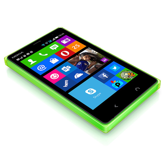 Microsoft Announces The Nokia X2 Android Phone