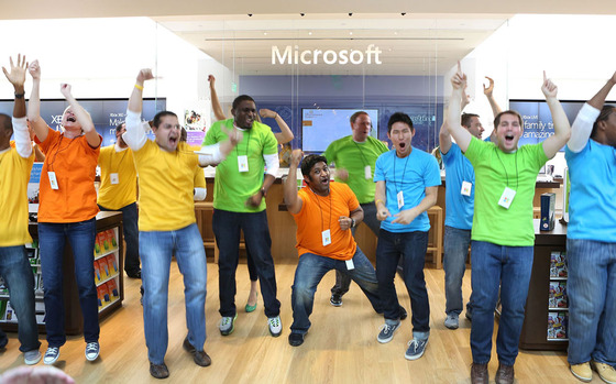 Microsoft Announces New Fifth Avenue Store