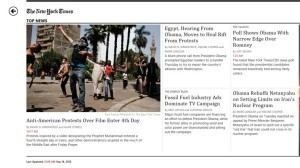 Try The New York Times For Free On Windows Phone Devices