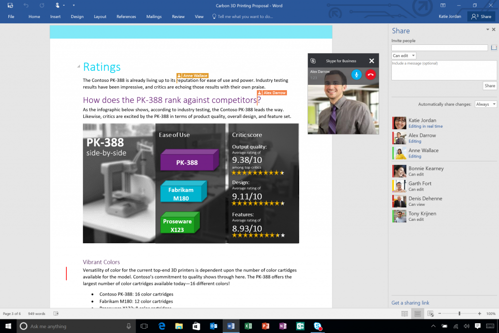 Microsoft Launches Office 2016 Globally