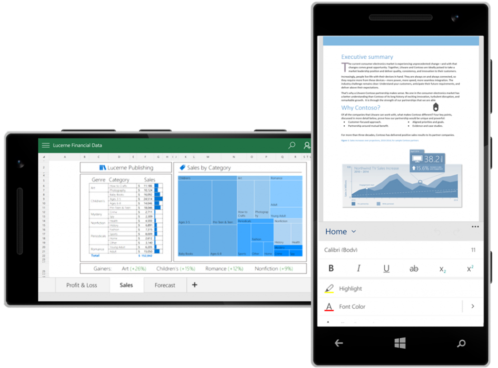Microsoft's Office 2016 Is Perfect For Windows 10