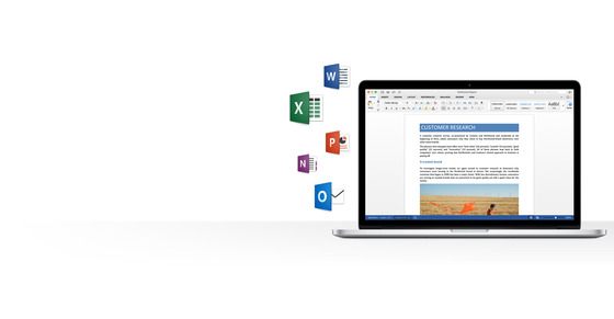 Microsoft Launches Office For Mac Preview With 2016 Version