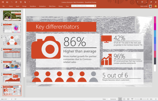 Microsoft Shows Off Amazing Updates To Office 2016 During Ignite Show