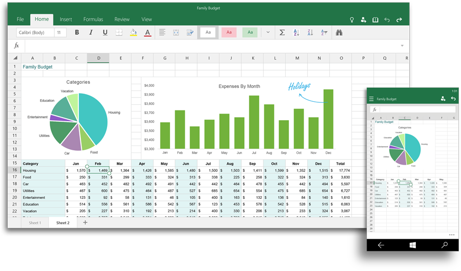 Microsoft Issues Updates To Office 2016 On Windows Preview