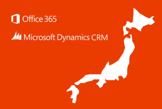 Microsoft Announces Office 365 and Dynamics CRM Hosted In Japan