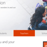 msft office365teachers png