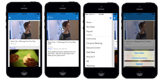 Office 365 Video Goes Mobile With Latest Microsoft Offering For Business Users