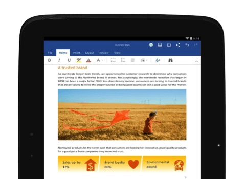 Office For Android Plus Outlook For Mobile Launch