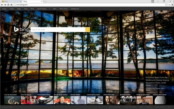 Microsoft Launches Bing Chrome Extension Tab For Chrome Users