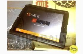Office For iPad Released Finally