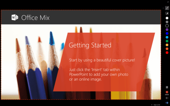Microsoft Updates Office Mix With Team Building Tools