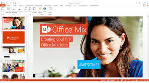 Microsoft Makes Office Mix Easier To Search and Record Presentations