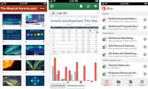 Microsoft Gives Mobile Office To Users Via Office Online and Office 365