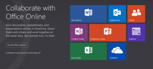 Office Online Launches From Microsoft