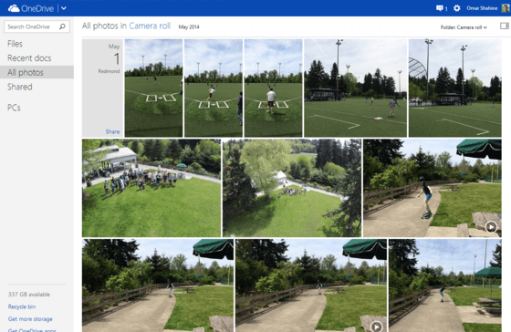 Microsoft Updates OneDrive For Android With New Photo and Video Updates