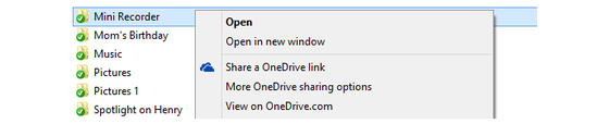 Microsoft Makes Sharing Files In OneDrive A Lot Easier