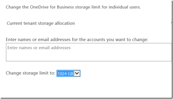 Microsoft Upgrades OneDrive For Business To 1TB In Storage Limits