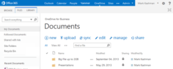 OneDrive For Business Rolls Out New Features