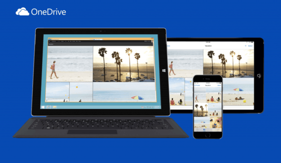 Photos Now Easily Shared In OneDrive