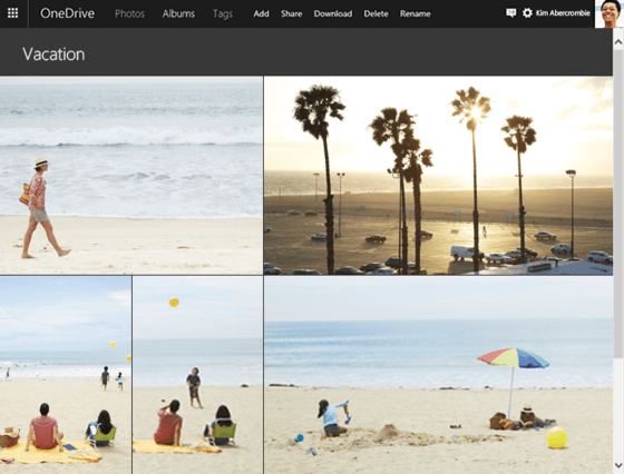 Microsoft Gives Users Albums and Search Tools With OneDrive Updates