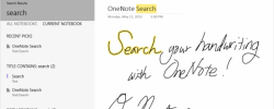 OneNote Gets Mac Updates and Apple Watch Support