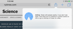 OneNote Share Extension Arrives On iOS 8