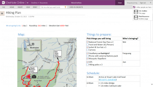 OneNote Online Improves Co-Authoring Experiences