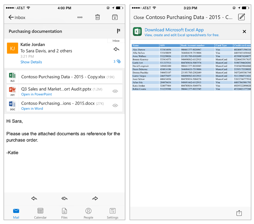 Microsoft Reveals New Updates For Outlook On iOS